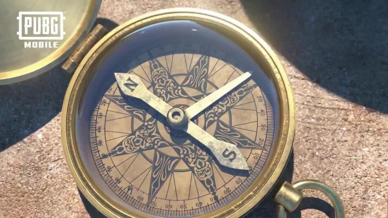 Как использовать компас в PUBG, как пользоваться компасом в пубг