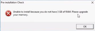 "Как исправить ошибку ""Unable to install because you do not have 3 GB of RAM"" в пубг мобайл"