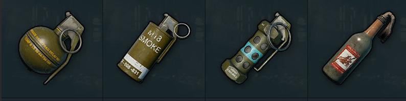 pubg обзор оружия