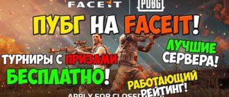 Как играть на faceit в PUBG