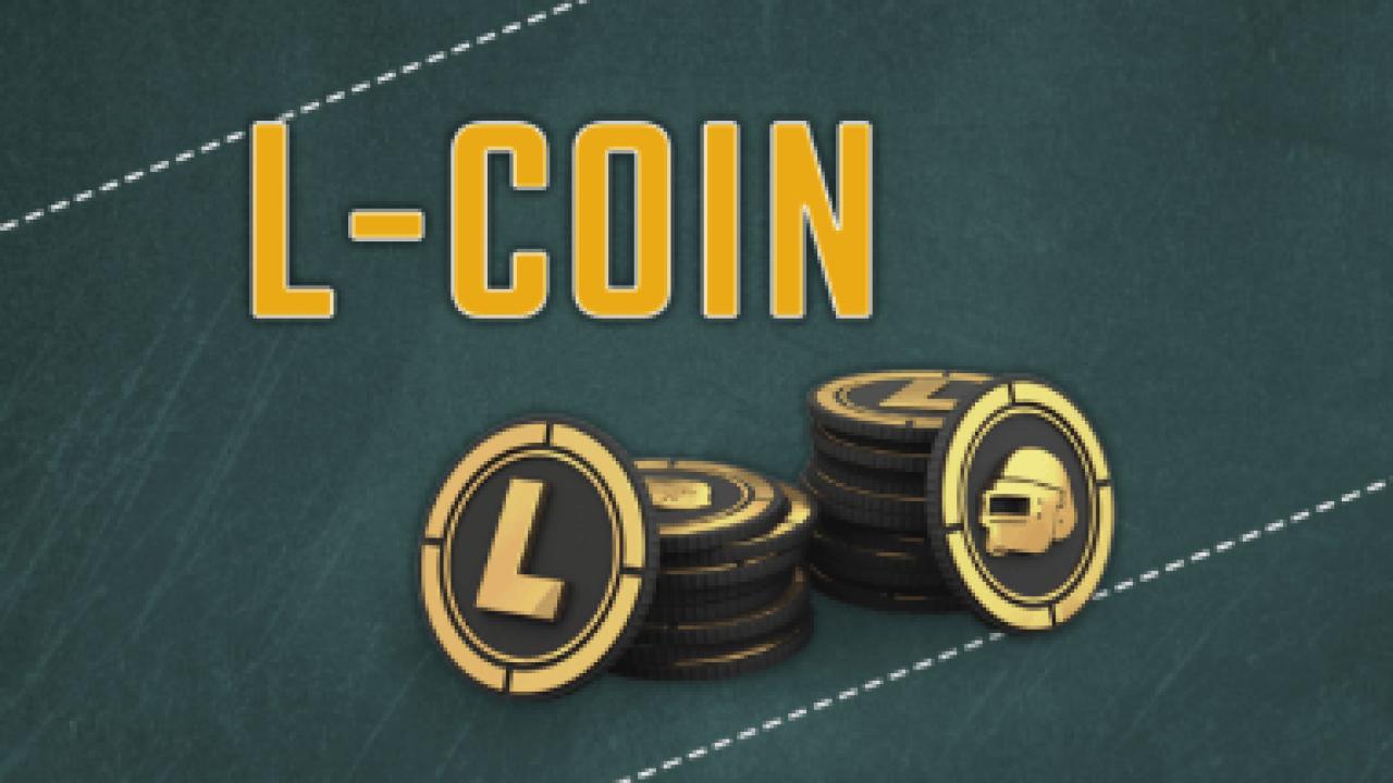 Как получить L-COIN в PUBG LITE