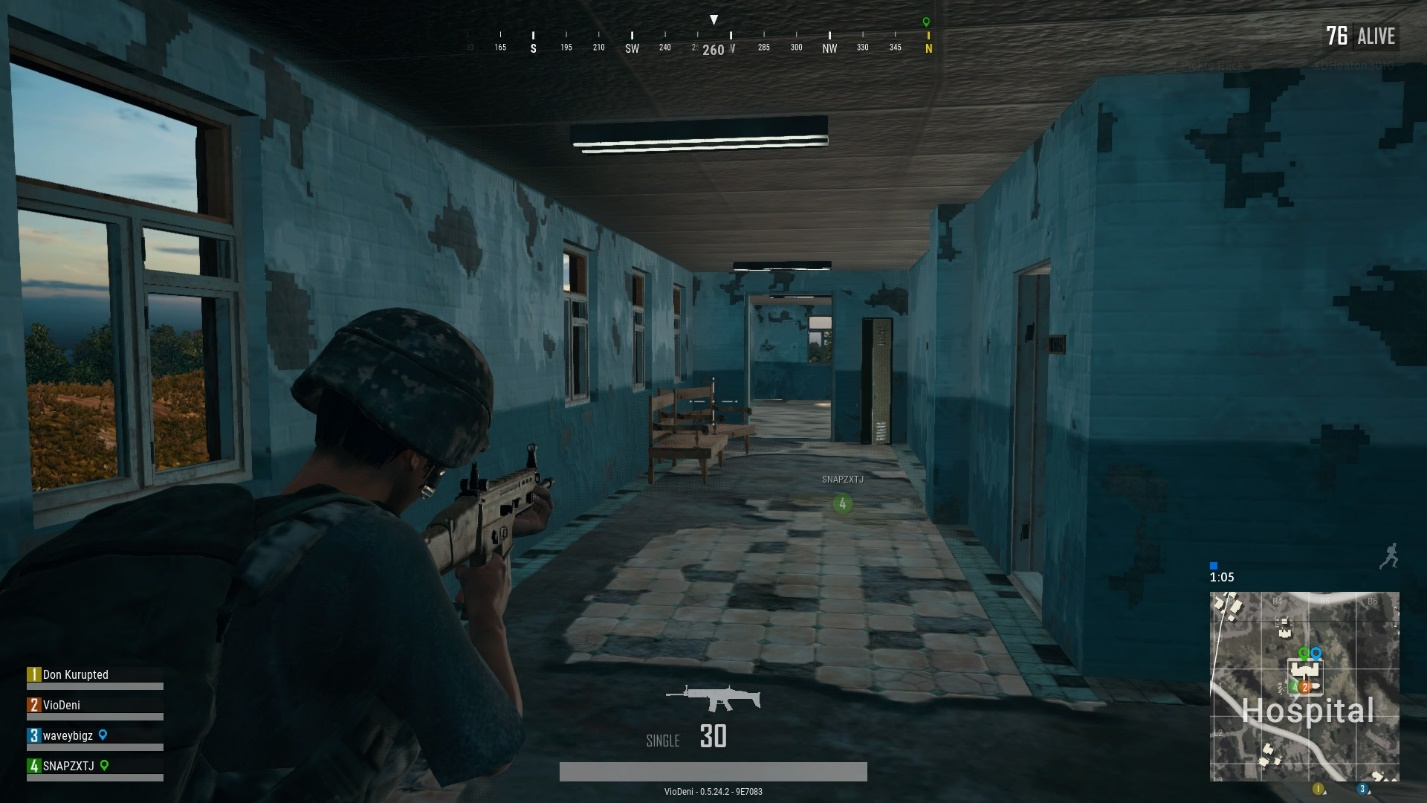 играть в pubg на Xbox One