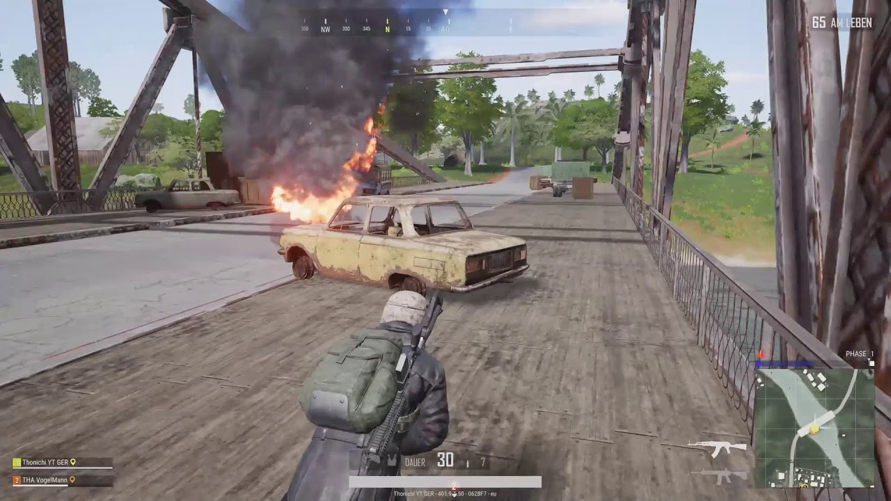 играть в пубг на Xbox One