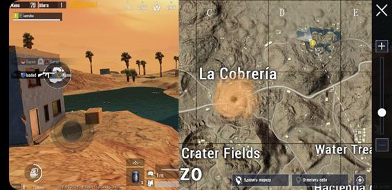 любитель пустынь в пабг мобайл