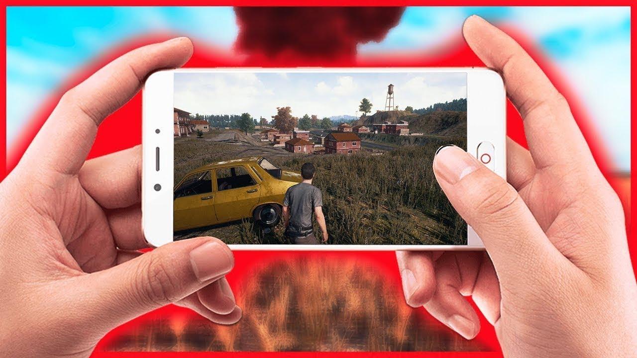 Игры на телефон похожие на PUBG MOBILE